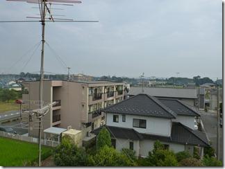 桶川市下日出谷T様 東京タワー方向の景色。