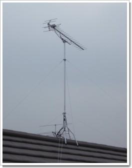 アンテナ工事完了。.JPG