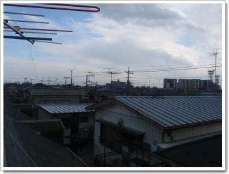 さいたま市岩槻区T様 東京タワー方向の景色。.JPG