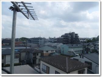 さいたま市緑区東浦和O様 東京タワー方向の景色。.JPG