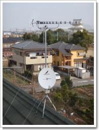 騎西町外川O様 アンテナ工事完了。.JPG