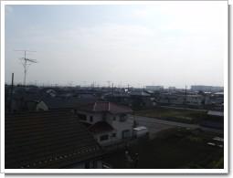 騎西町外川O様 東京タワー方向の景色2。.JPG