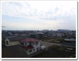 騎西町外川O様 東京タワー方向の景色。.JPG