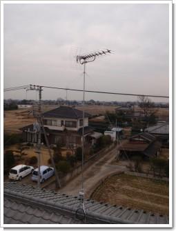 騎西町外田ケ谷F様 アンテナ工事完了。.JPG