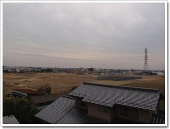 騎西町外田ケ谷F様 東京タワー方向の景色。.JPG