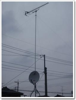 吉見町南吉見N様 アンテナ工事完了。.JPG