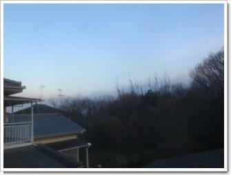 吉見町南吉見N様 東京タワー方向の景色。.JPG