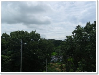吉見町和名O様 東京タワー方向の景色。.JPG
