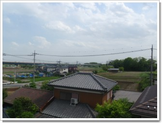 久喜市吉羽Y様 東京タワー方向の景色(完了)。.JPG