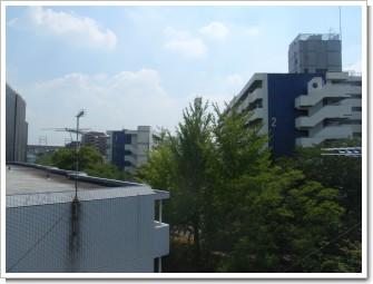 久喜市久喜中央K様 東京タワー方向の景色(完了)。.JPG