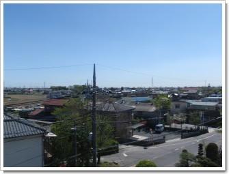 久喜市下早見U様 東京タワー方向の景色。.JPG