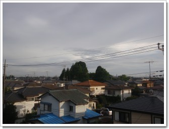 久喜市菖蒲K様 東京タワー方向の景色。.JPG