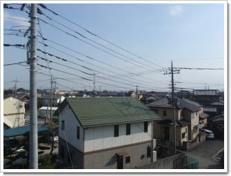 久喜市菖蒲町三箇F様 東京タワー方向の景色(完了)。.JPG
