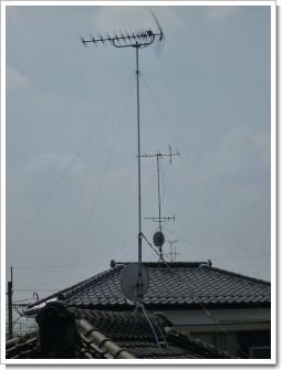 久喜市栗橋北M様 アンテナ工事完了。.JPG