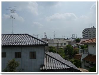 久喜市栗橋北M様 東京タワー方向の景色(完了)。.JPG