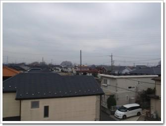 久喜市栗原S様 東京タワー方向の景色(完了)。.JPG