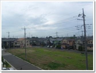 久喜市南栗橋I様 東京タワー方向の景色。.JPG