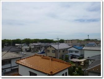 久喜市青葉O様 東京タワー方向の景色(完了)。.JPG