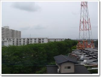 久喜市青葉O様 東京タワー方向の景色。.JPG