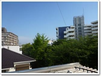 久喜市中央K様 東京タワー方向の景色(完了)3。.JPG