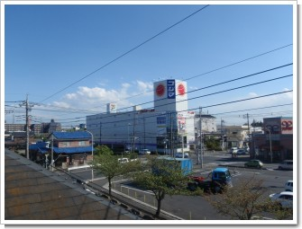 久喜市北M様 東京タワー方向の景色。.JPG