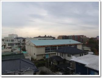 久喜市北O様 東京タワー方向の景色(完了)。.JPG