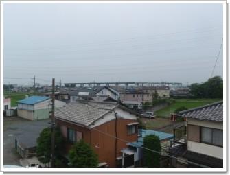 久喜市北青柳H様 東京タワー方向の景色。.JPG