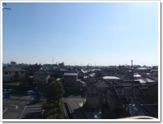 久喜市本町O様 東京タワー方向の景色。.JPG
