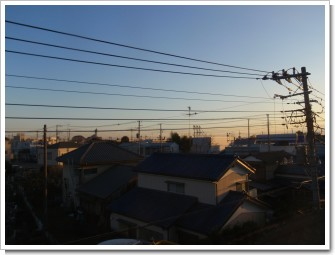 久喜市本町F様 東京タワー方向の景色(完了)。.JPG