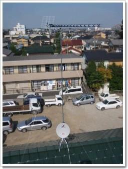 久喜市本町K様 アンテナ工事完了。.JPG