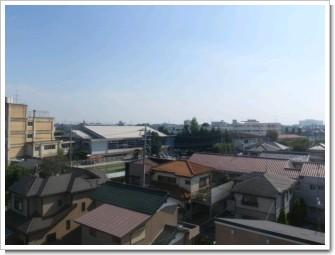 久喜市本町K様 東京タワー方向の景色(完了)。.JPG