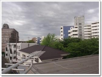 久喜市本町K様 東京タワー方向の景色。.JPG