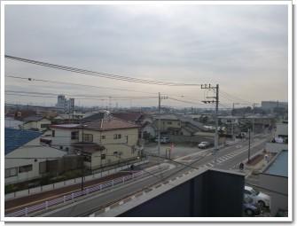久喜市本町T様 東京タワー方向の景色(完了)。.JPG