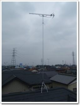 久喜市鷲宮O様 アンテナ工事完了。.JPG