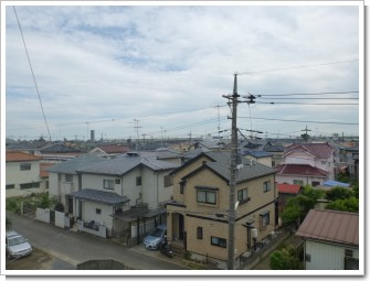 久喜市鷲宮中央S様 東京タワー方向の景色。.JPG