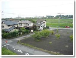 伊奈町栄K様受信方向の景色.JPG
