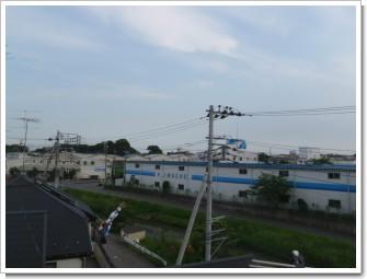 伊奈町栄T様 東京タワー方向の景色。.JPG