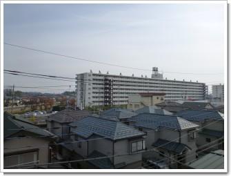 伊奈町栄町K様 東京タワー方向の景色(完了)。.JPG