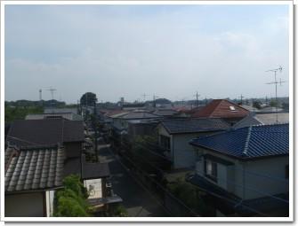 伊奈町小室N様 東京タワー方向の景色(完了)。.JPG