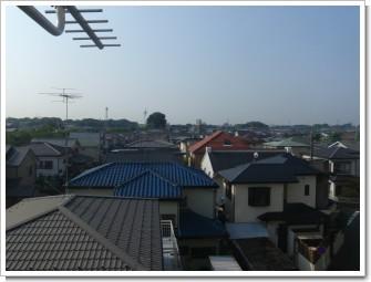 伊奈町小室N様 東京タワー方向の景色。.JPG