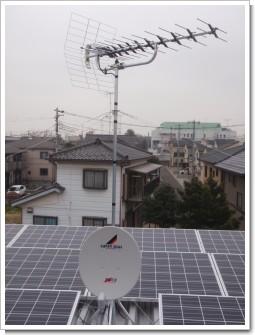 伊奈町小室K様 アンテナ工事完了。.JPG