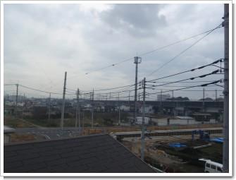伊奈町小室K様 東京タワー方向の景色。.JPG