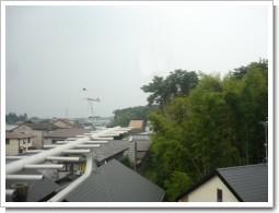 伊奈町小針新宿A様 東京タワー方向の景色。.JPG