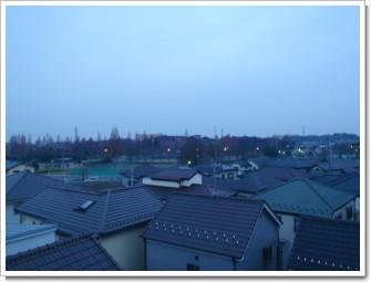 伊奈町小針新宿S様 東京タワー方向の景色。.JPG