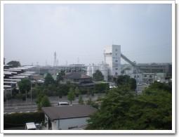 伊奈町小針内宿I様 前橋局方向の景色。.JPG