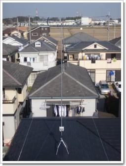 伊奈町小針内宿K様 アンテナ工事完了。.JPG