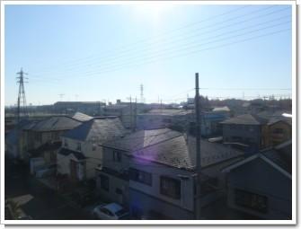 伊奈町小針内宿K様 東京タワー方向の景色。.JPG