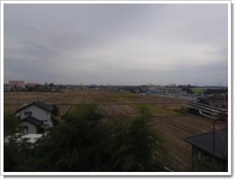 羽生市下羽生N様 前橋局方向の景色2。.JPG
