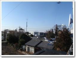 羽生市下岩瀬W様 前橋局方向の景色。.JPG