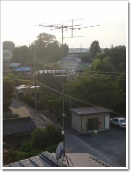 羽生市上岩瀬U様 アンテナ工事完了。.JPG